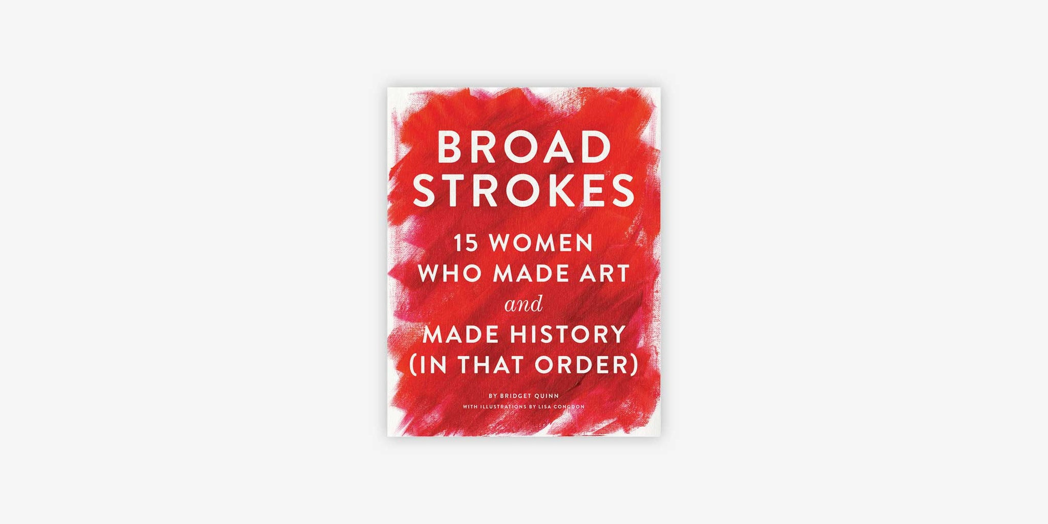 Broad Strokes – 15 Women…