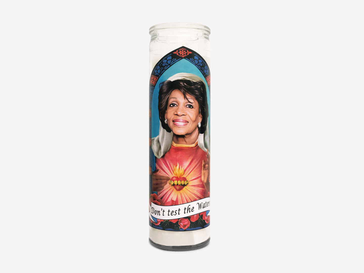 Prayer Candle Saint Maxine Waters Maxine Waters