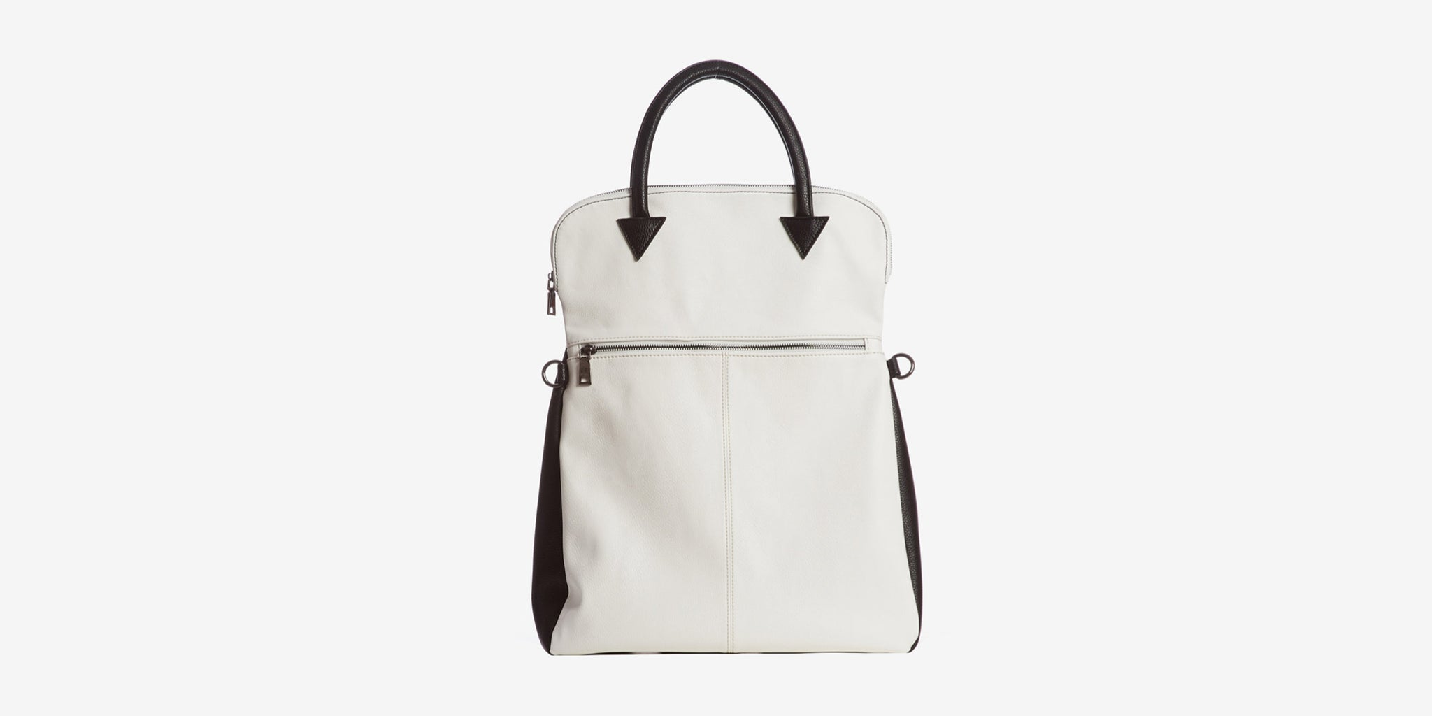 Charlie Bag – black/white