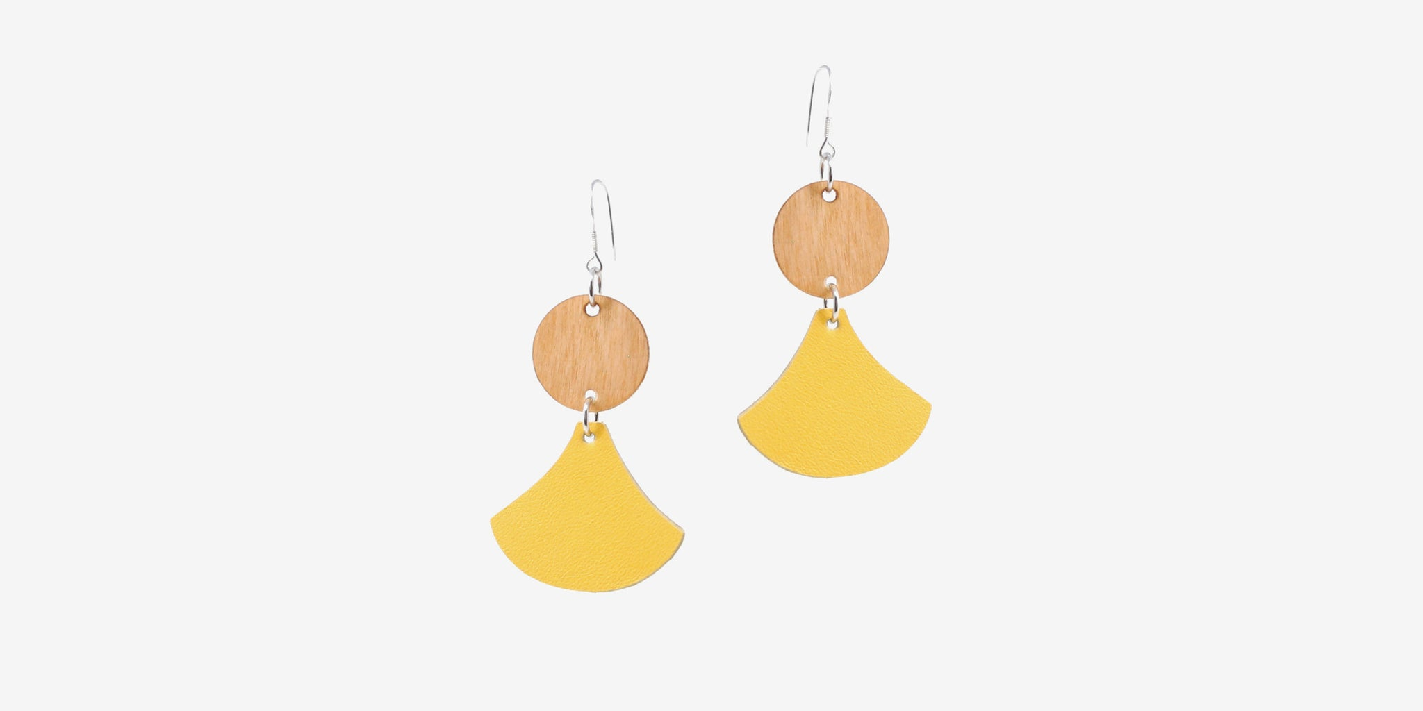 Dancer Earrings – yellow