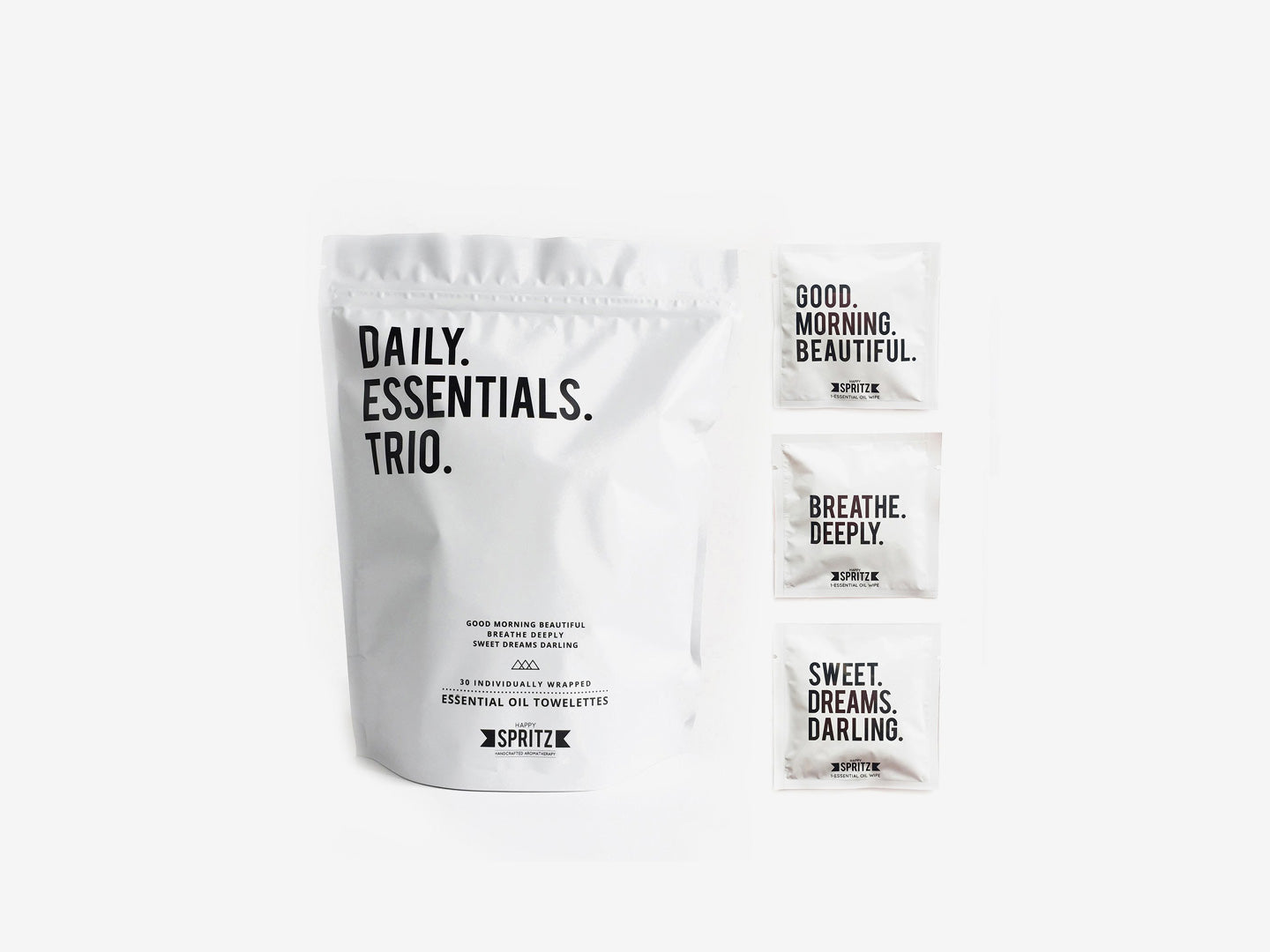 Essential Oil Towelettes – Daily Face Wipes