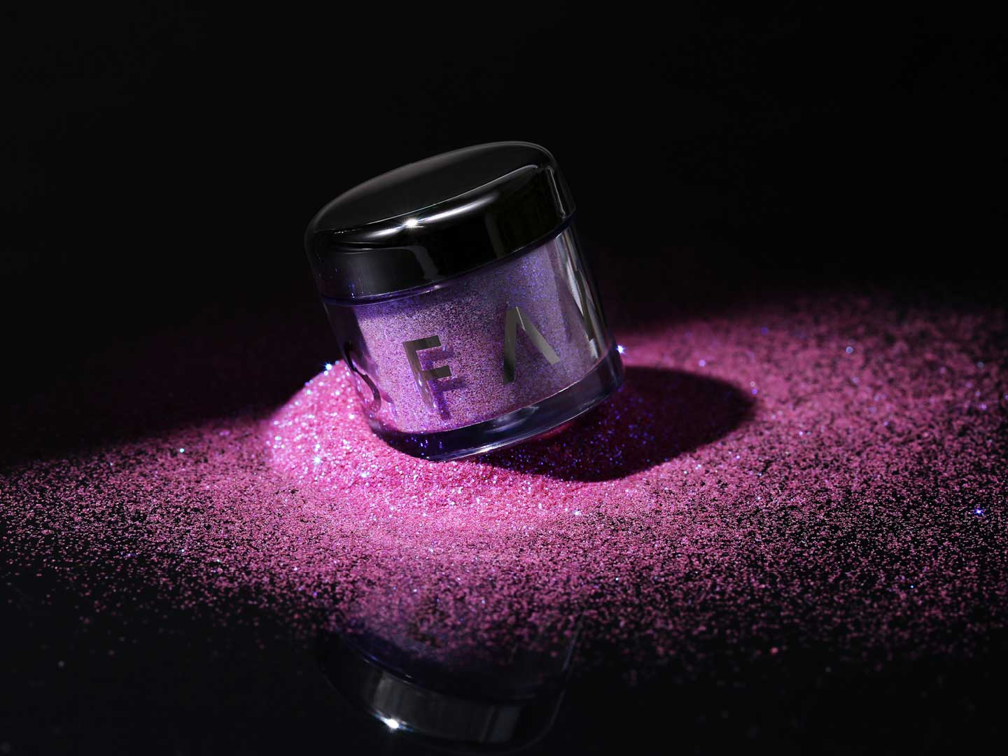 On Top – Experimental Glitter