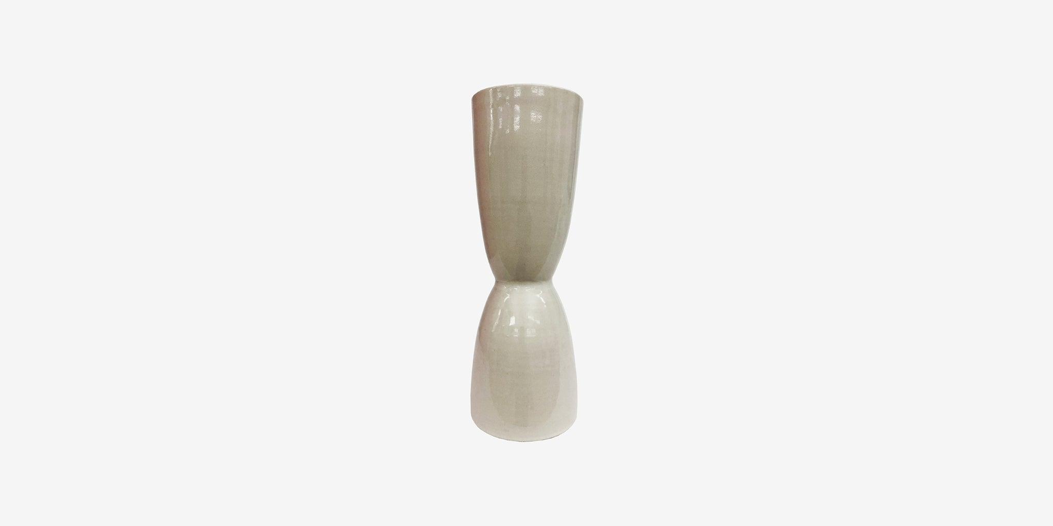 Smooth Stacked Vase A