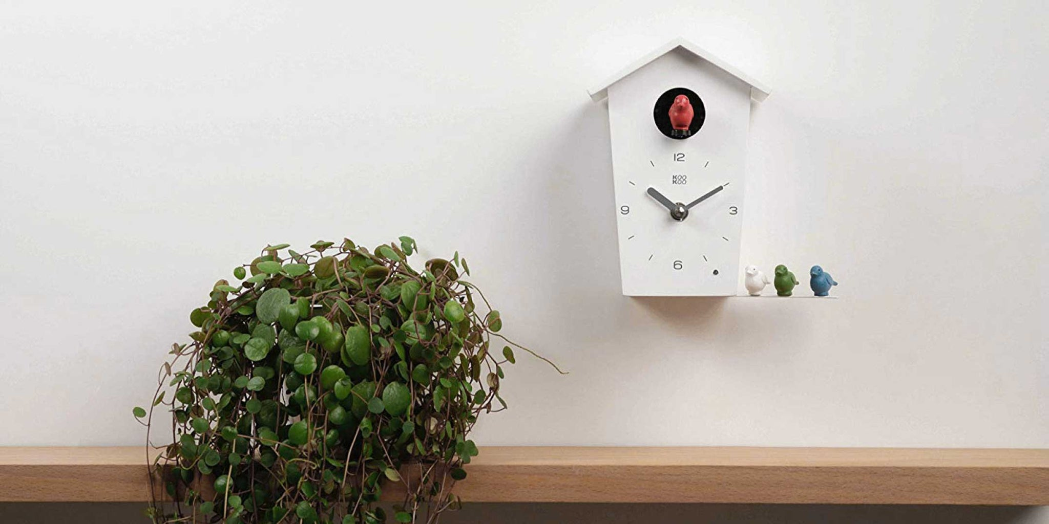 BirdHouse Mini Cuckoo Clock