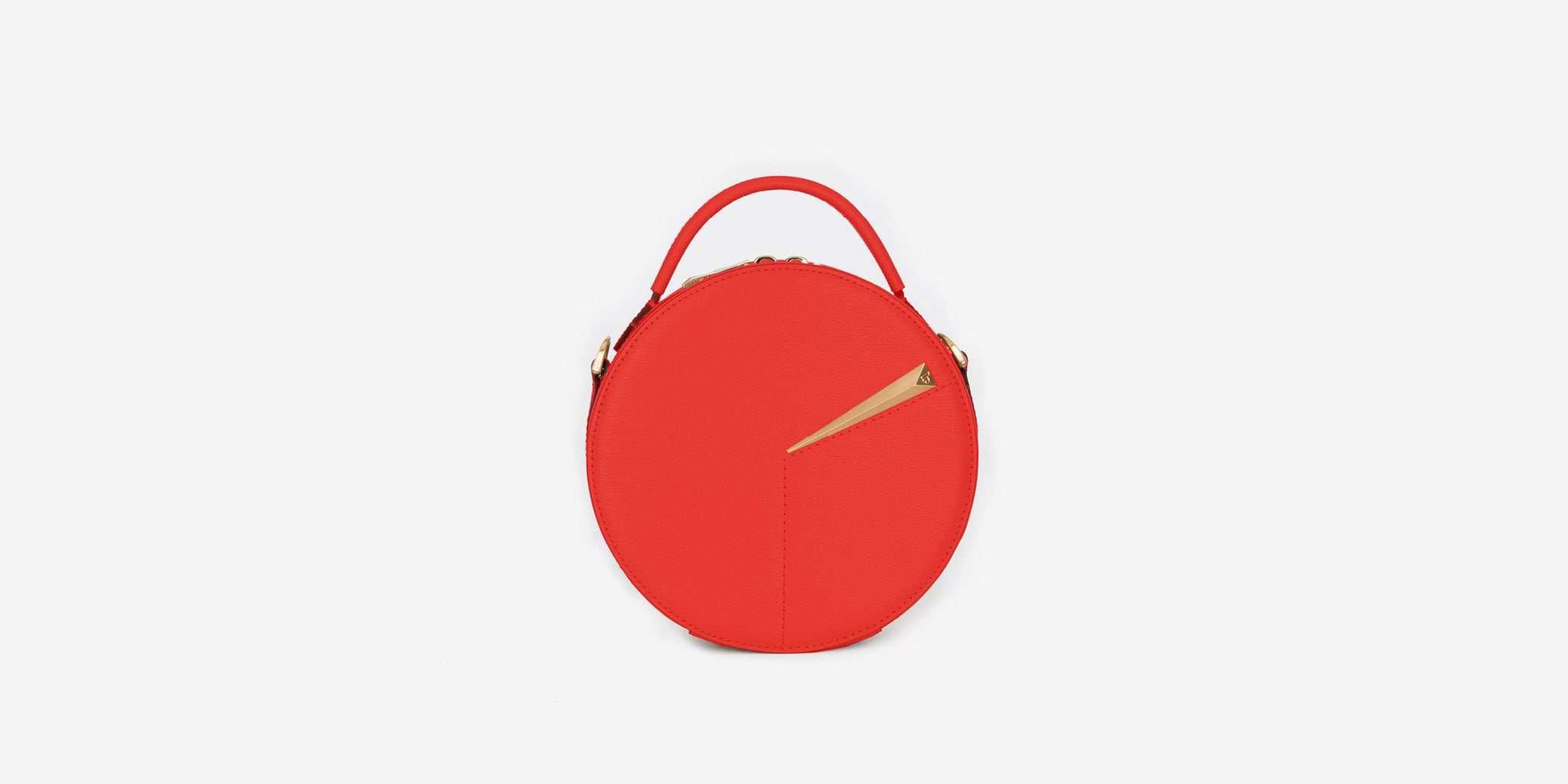 Tick Tock Canteen- Red