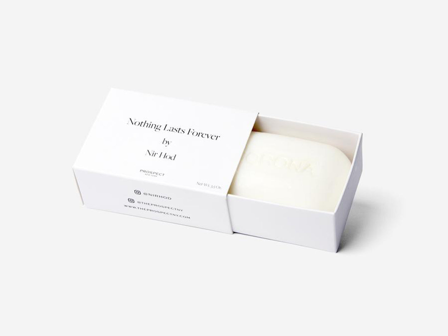 Nothing Lasts Forever Soap
