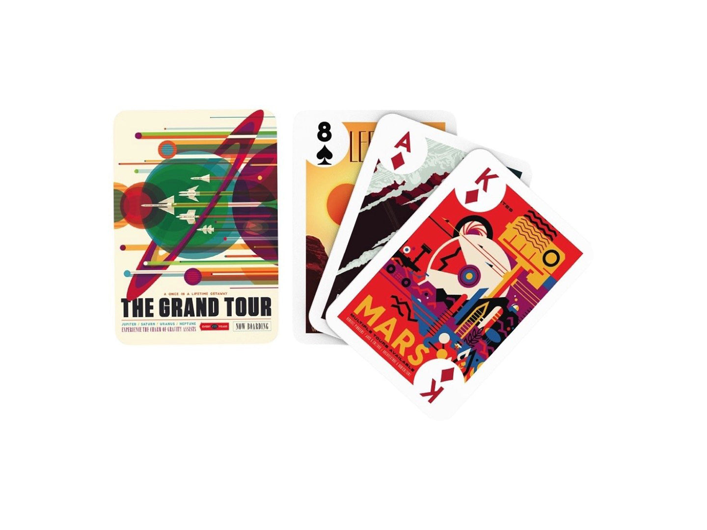 Visons of the Future Playing Cards