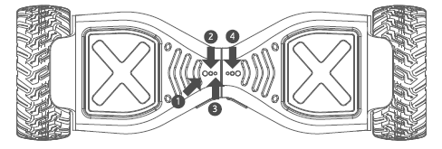 hoverboard led lights diagram