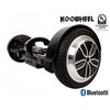 KooWheel K5 Bluetooth Hoverboard - UL 2272 - Black