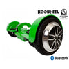 KooWheel K5 Bluetooth Hoverboard - UL 2272 - Green