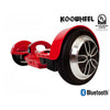 KooWheel K5 Bluetooth Hoverboard - UL 2272 - Red