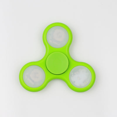 Light Up LED Multi Color - Green