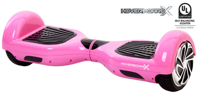 HBX-1 Hoverboard - UL 2272 - Pink