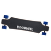 KooWheel D3M Electric Skateboard, Blue Wheels