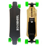 KooWheel D3M+ Edition Electric Skateboard, Green Wheels