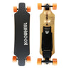 KooWheel D3M+ Edition Electric Skateboard, Orange Wheels