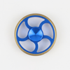 Grind Wheel - Blue Fidget Spinner