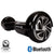HBX-2 Bluetooth Hoverboard - UL 2272 - Glossy Black