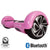 HBX-2 Bluetooth Hoverboard - UL 2272 - Pink