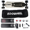 KooWheel Electric Skateboard - Ivory D3X Gen 2 Commuter Package