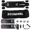 KooWheel Electric Skateboard - Onyx D3X Gen 2 Commuter Package
