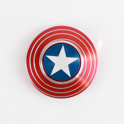Captain America Red/Blue