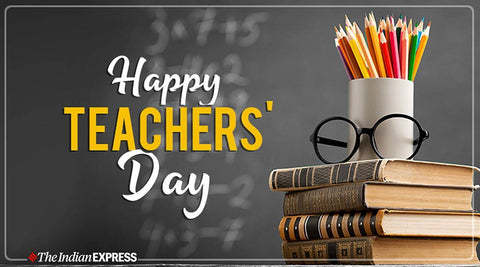 National Teacher Day is observed May 4th