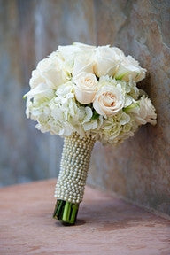Bridal Bouquets - White (Quotes Required for this Item)