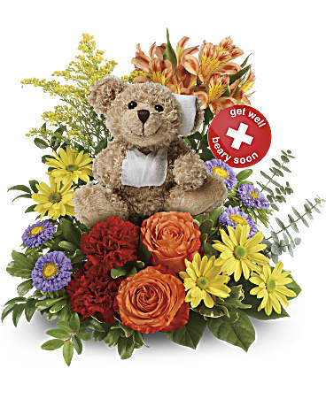 Get Better Bouquet - Perfect for Get Well or Nurses Week
