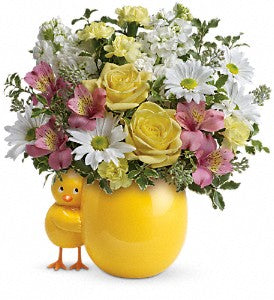 Sweet Peep Bouquet - HAPPY CHICKS