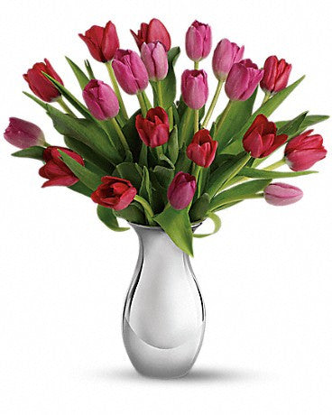 Teleflora's Sweet Surrender Tulip Bouquet