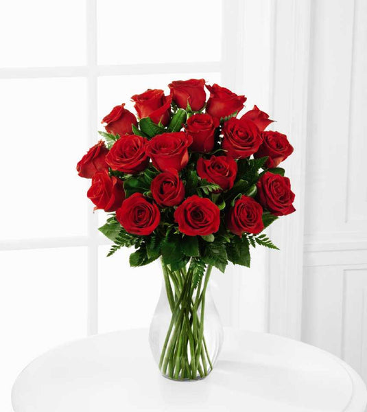 The Blooming Masterpiece™ Bouquet Red Roses