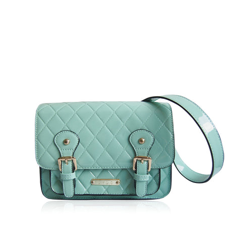 LYDC Classic Purse in Green