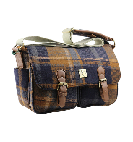 'Stag' Overnight Grab Bag by House of Tweed