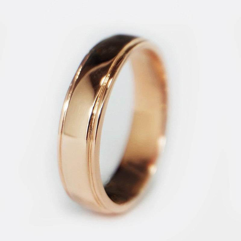 Wedding Band For Him - SOVATS
