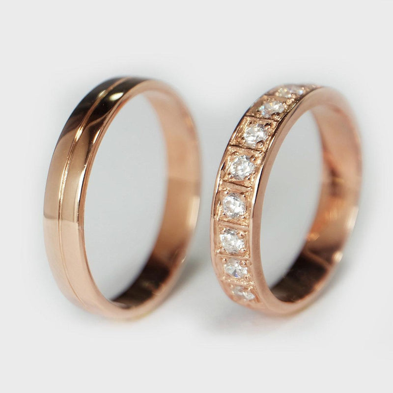 Couple Wedding Rings - SOVATS