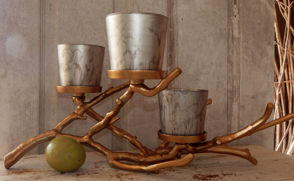 Wildwood Candle Holder