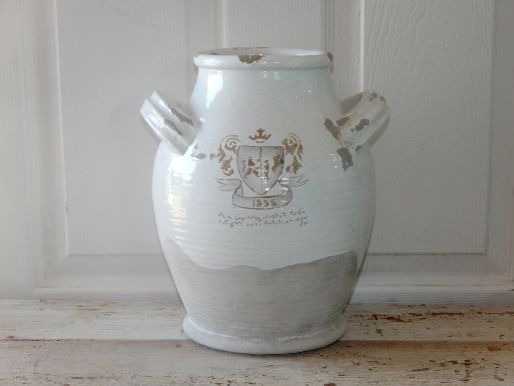 Trianon Collection - Small Urn w/ Handles