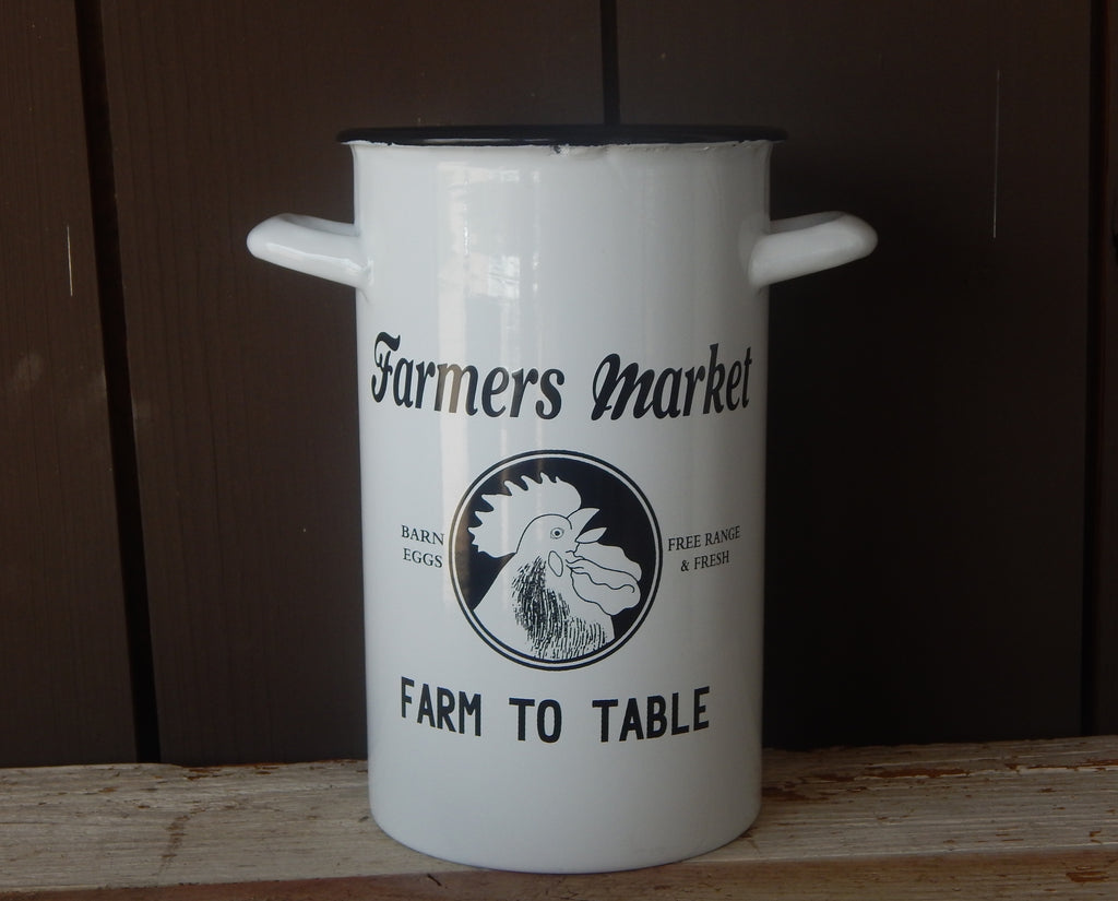 Farmers Market Container - Large
