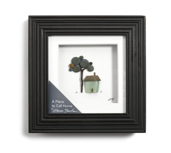 Sharon Nowlan Collection - A Place to Call Home Wall Art
