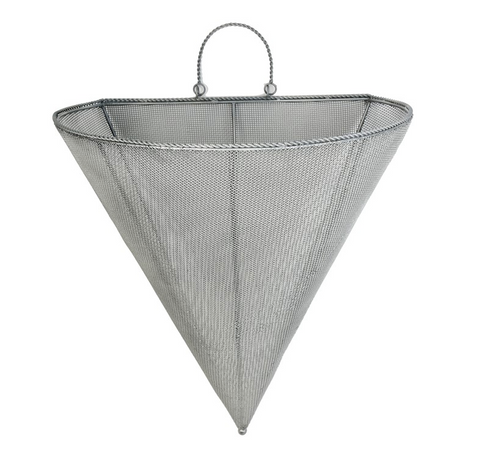 Cone Wall Basket