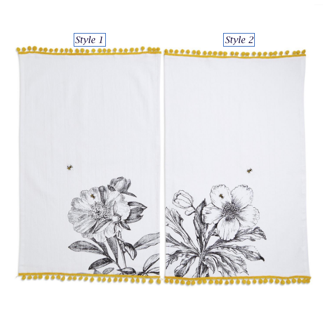 Bee Dish Towel