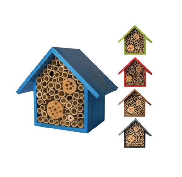 Beneficial Bug House - Heather