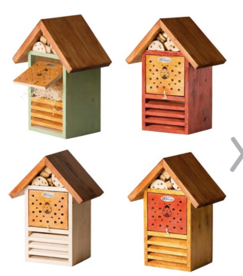 Beneficial Lady Bug House