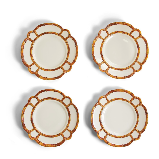 Bamboo Touch Dinner Plate