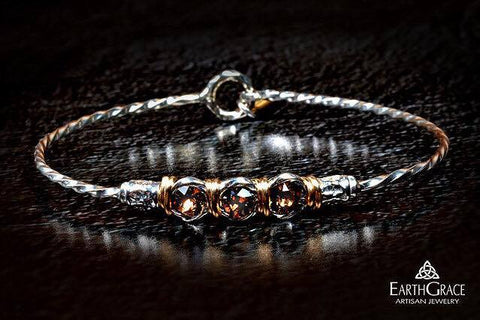 Brown Eyed Girl Bracelet