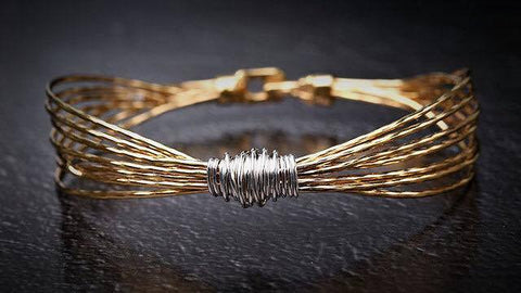 Free Spirit - Gold Filled Bracelet