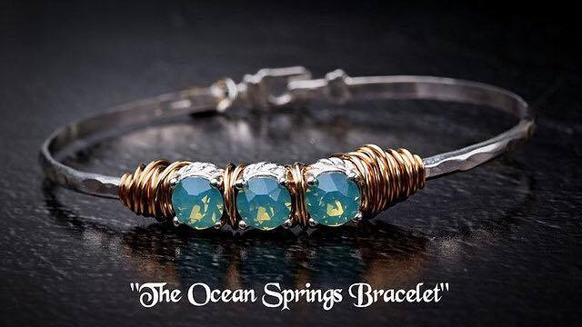 Earth Grace - Ocean Springs Bracelet