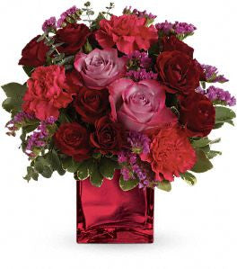 Ruby Rupture Bouquet