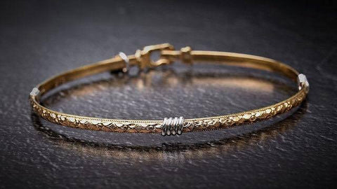 Venus - Gold Plated Bracelet